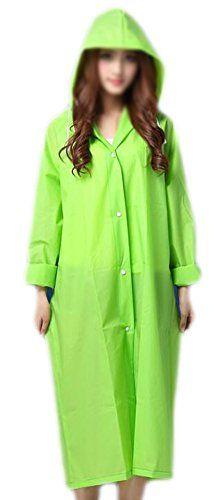 October Elf Women Ladies Hooded Raincoat EVA Rain Jacket ... https://www.amazon.com/dp/B01HPEZBWK/ref=cm_sw_r_pi_dp_x_ufzRxbQJCVR09