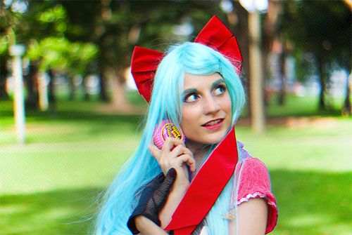 Cover Art Front Cover Photo   To find out more about Australian geek pop singer songwriter Meri Amber and her wonderful world of nerdy and geeky pop culture goodness go to: meriamber.com