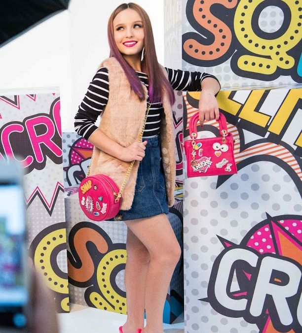Larissa Manoela lança coleção de bolsas | Revista Atrevidinha