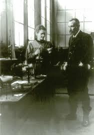 Imagenes: Pierre y Marie Curie http://eltiempoensumano.blogspot.com.es/2012/03/imagenes-pierre-y-marie-curie.html