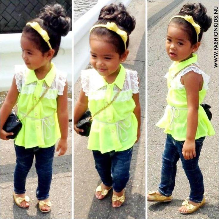 Little girl fashion so cute