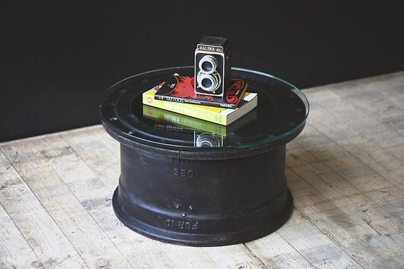 16 best Coffee tables industrial reclaimed upcycled images ...