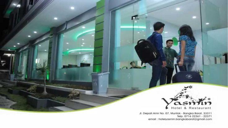 Yasmin Hotel & Restaurant - Muntok Bangka Barat