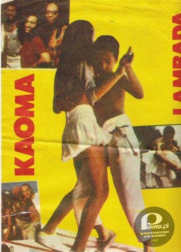 Things of the past ( 70's, 80's, 90's ) - Dingen van vroeger ( 70's, 80's, 90's ) ( Kaoma- Lambada )