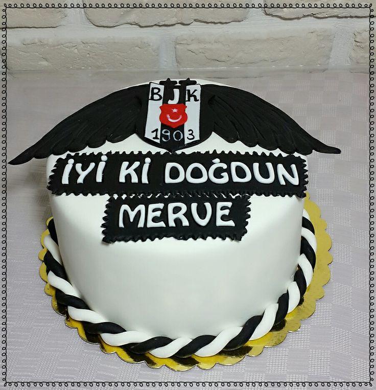 Footballl Cookie Cake