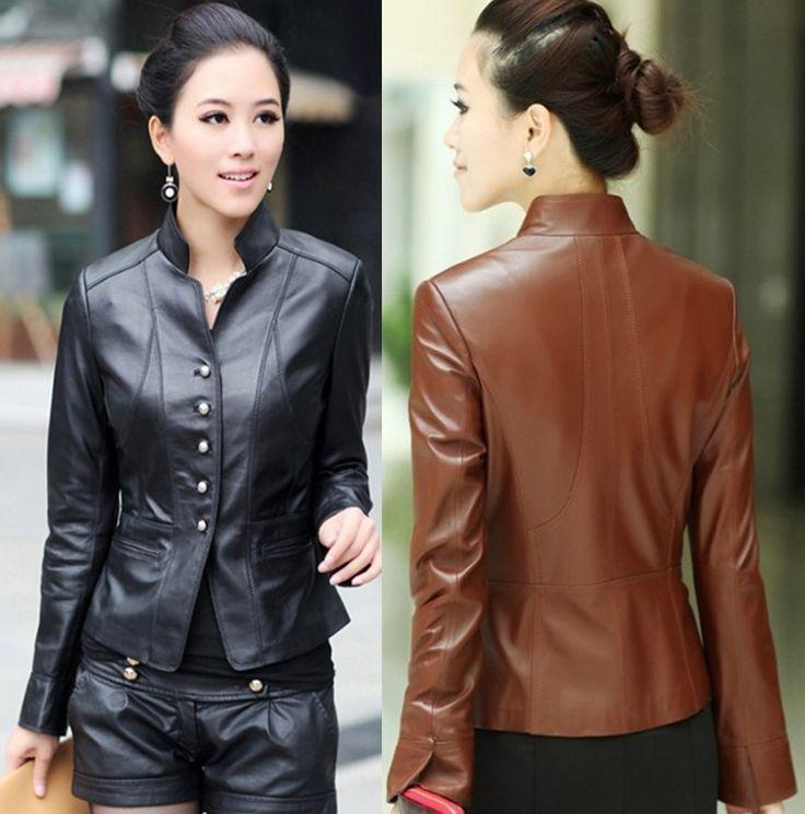 resultado de imagen para chaquetas cortas para mujer elegantes
