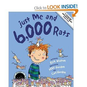 Essentials Class wk. 21:  Just Me & 6,000 Rats: A Tale of Conjunctions (Language Adventures Book)