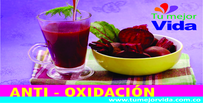 #RecomendadoTuMejorVida Seguramente has escuchado sobre los beneficios que aportan los antioxidantes a nuestra salud. Descubre por qué son tan necesarios. http://bit.ly/1fYvot1