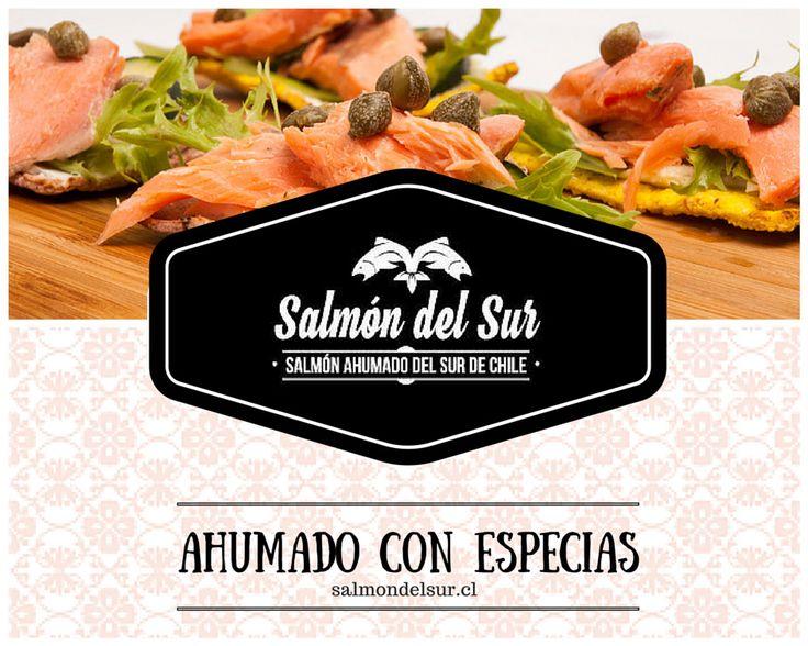 Venta de salmón ahumado en Santiago. Salmón del Sur te trae todo el sabor del sur a tu mesa. salmondelsur.cl