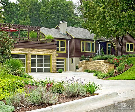 Don't underestimate the power your concrete's appearance has in your overall curb appeal.