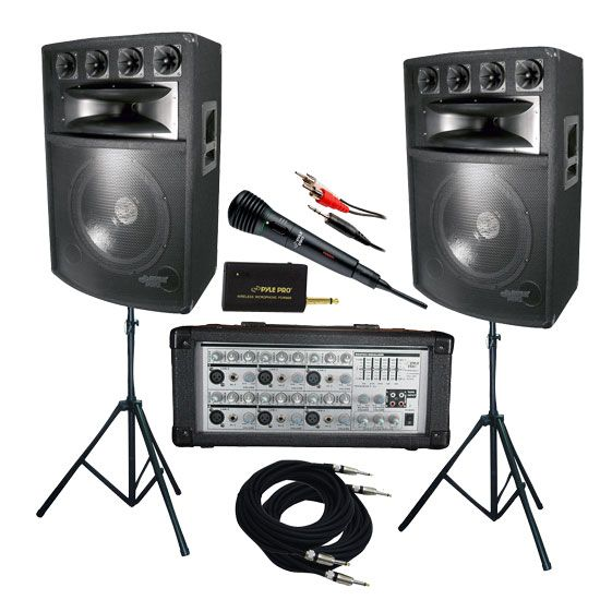 DJ Packages-Shop DJ Deals From Quality Car Audio, DJ Equipment New York, Top DJ Equipment Brands, DJ Warehouse Store choosing the best at qualitycaraudio.com Store