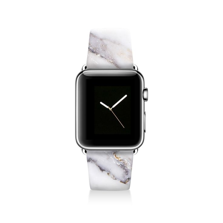 Marble Apple watch band, Decouart Apple watch strap S054