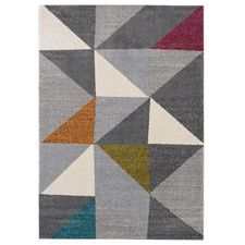 Orleans Gray/Yellow Area Rug