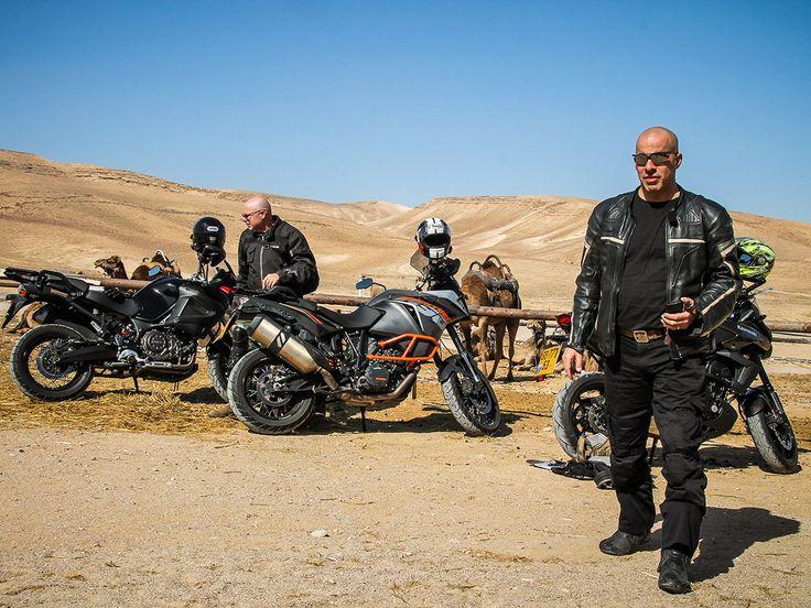EXPLORE ISRAEL WITH TAMAR MEDITERRANEAN MOTOTOURS