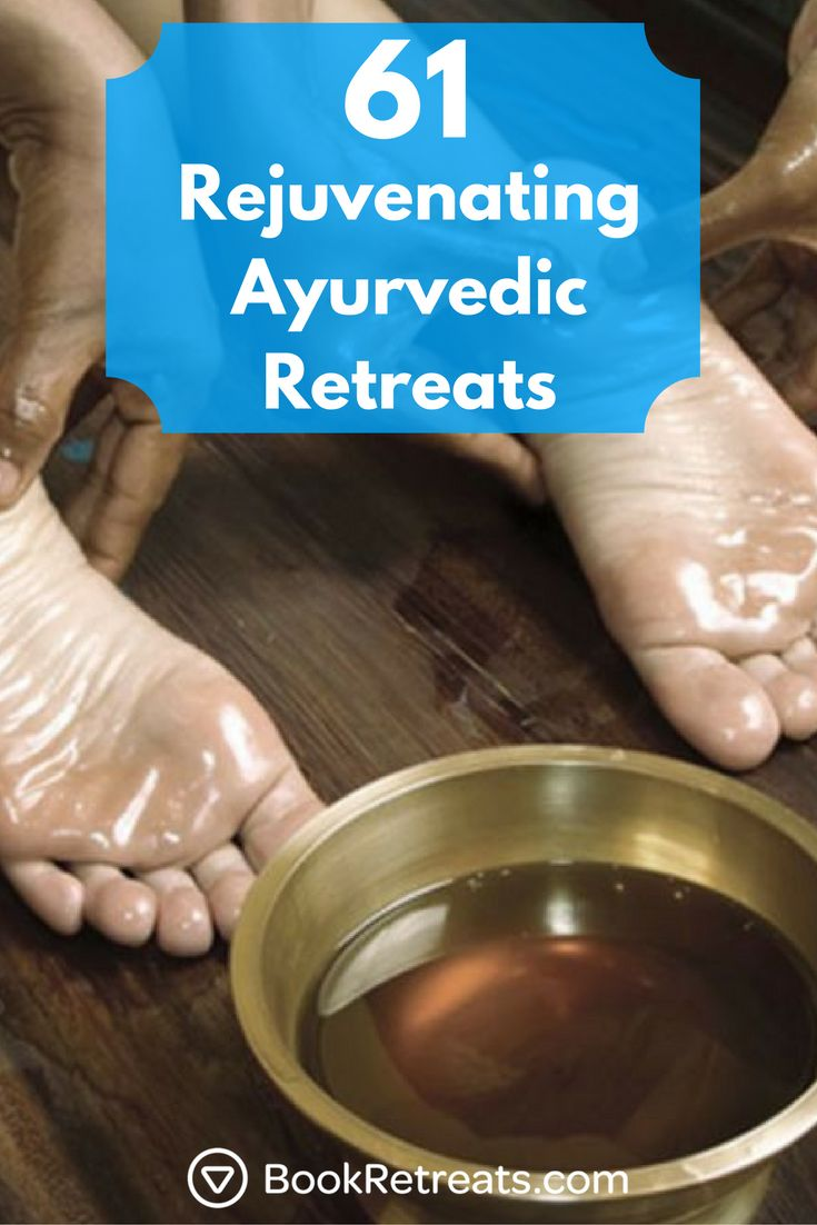 Improve your health and well-being according to the ancient wisdom of Ayurveda. Book an Ayurvedic holiday anywhere in the world for a healing vacation.  #yogaretreats #holiday #ayurveda #travel #wellness