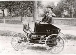 The first American, gasoline powered car was made in 1893. Cars were a luxury item and were only owned by the rich. In 1895, the first car won the first American car race. In 1896, the invention from Henry Ford and William Durant sold the first American made car.