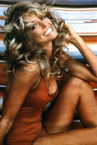 In honor of her birthday yesterday, BAZAAR rounds up 11 of Farrah Fawcett's most iconic fashion moments: