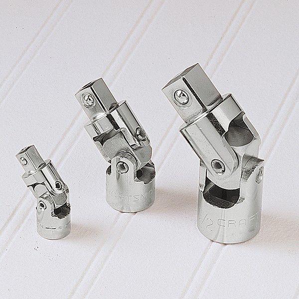 Craftsman 3 pc. Universal Joint Set - Tools - Ratchets & Sockets - Socket Accessories $10