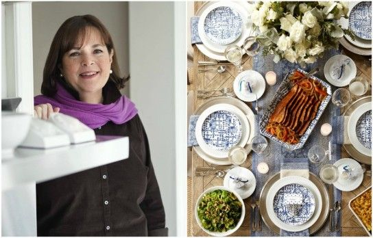 Ina Garten's Entertaining Tips