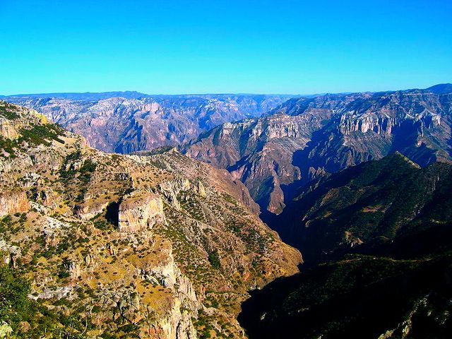 Siete maravillas naturales de México: Barrancas del Cobre