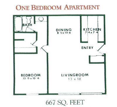 12 best Floorplans images on Pinterest | Floor plans, 1 bedroom ...