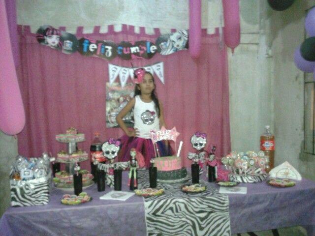 La mesa dulce
