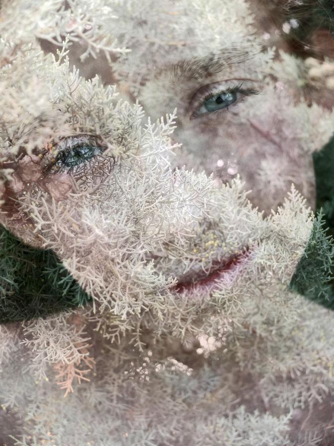 Human Photosynthesis, project by Vittorio Colamussi #contemporaryart #artecontemporanea #contest #photography
