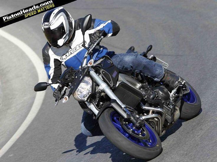 Yamaha MT09 Looks interesting....