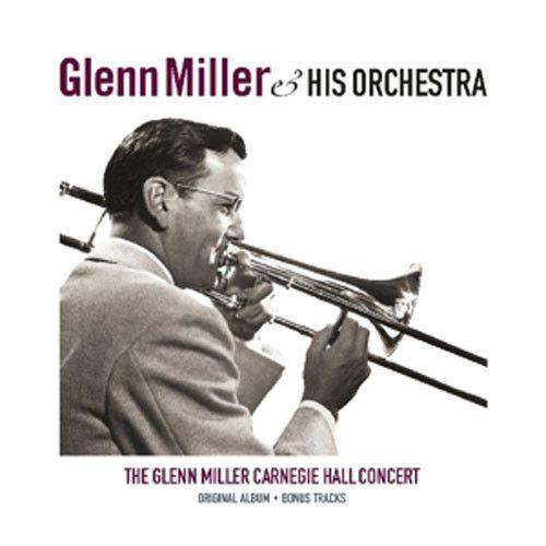 Glenn Miller & His Orchestra - The Glenn Miller Carnegie Hall Concert DMM 180g Import Vinyl LP March 17 2017 Pre-order