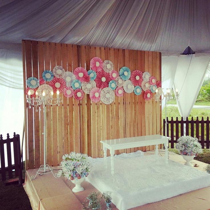 Simple Wedding Stage Decoration Ideas: Wedding Dais/pelamin