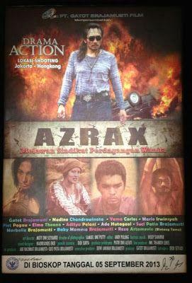 AZRAX - Melawan Sindikat Perdangangan Wanita | FATAMORGANA