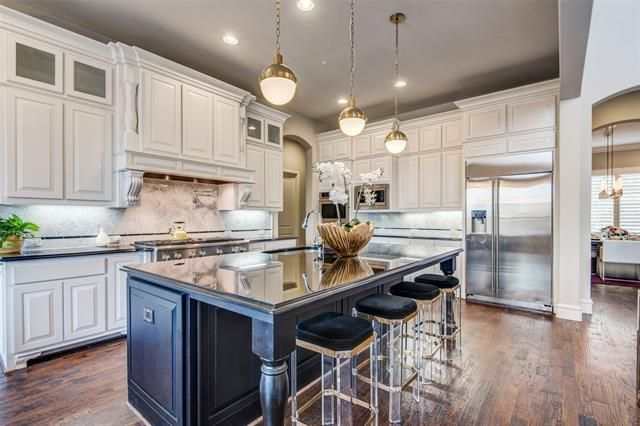 Pin On Luxury Kitchens Southlake Texas
