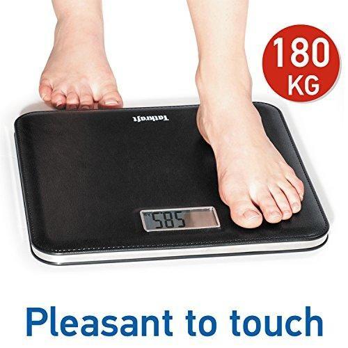 Oferta: 20.95€ Dto: -34%. Comprar Ofertas de Tatkraft Style Báscula Digital Corporal Estiloso Aspecto de Cuero barato. ¡Mira las ofertas!