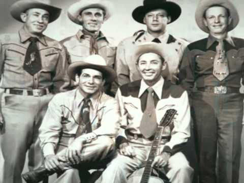 Ken Curtis And The Sons Of Pioneers - What Makes A Man To Wander- ken curtis  You Tube