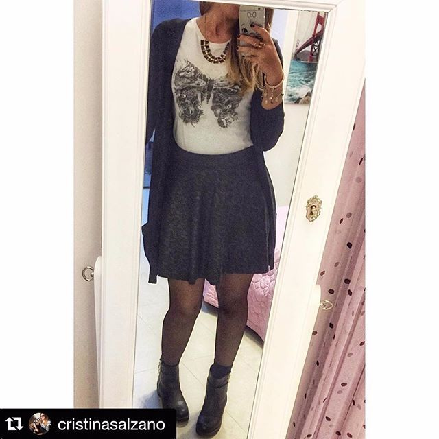 Outfit set by @Cristina Salzano on instagram ♥