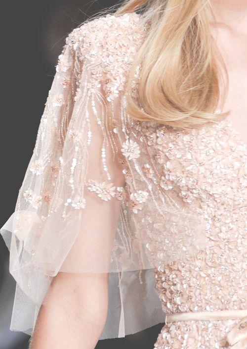 Elie Saab Couture - the details!!!❤