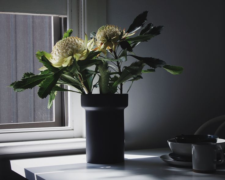 Making the most of shadows - Barber and Osgerby's 'Pipe' vase by Royal Doulton