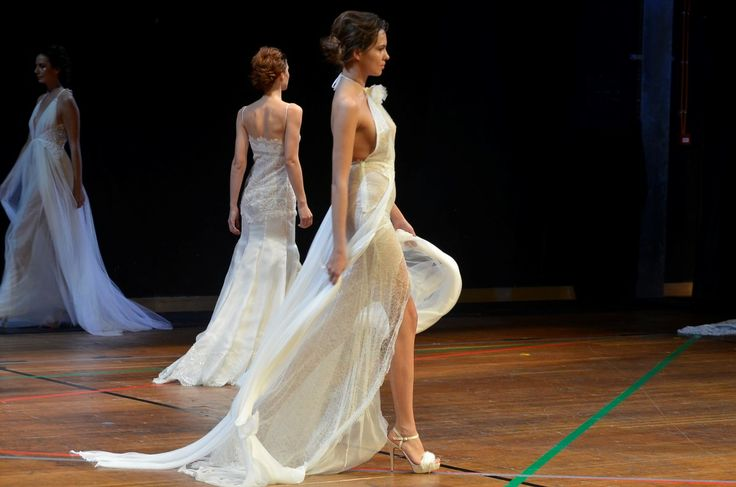 Vasia Tzotzopoulou @ Bridal Fashion Week