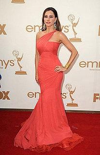 Sofia Vergara @ the 2011 Emmy Awards