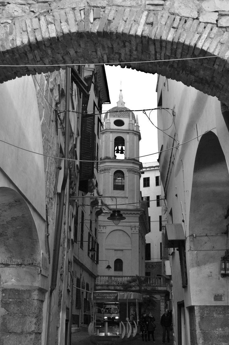 Vicoli, Genoa, Italy