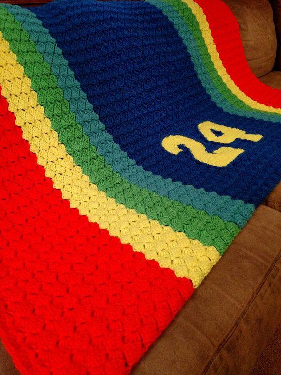 NASCAR Jeff Gordon arco iris Sprint coche afgano NASCAR de