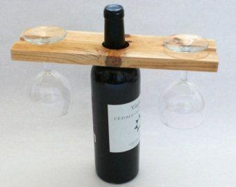 sostenedor del vidrio de vino, estante del vino, había reclamado madera flotante vidrio vino, varios finishes.gift para él. Es el regalo de glasses.birthday 2. Envío gratuito