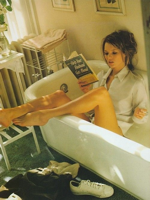 The perfect bubble bath playlist