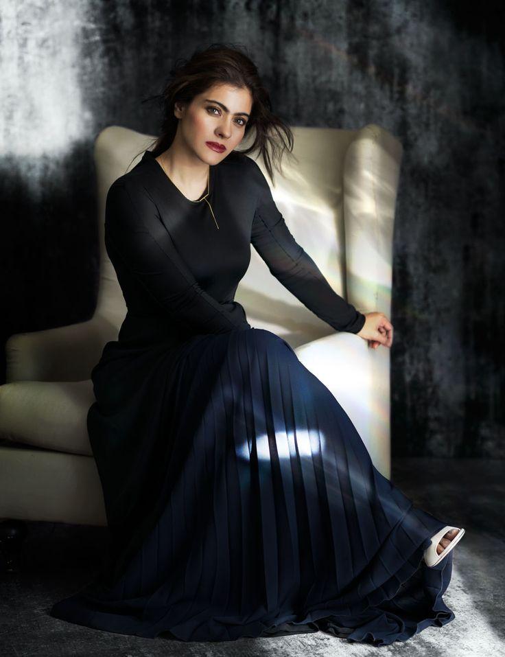 Elle India   Kajol: Back again