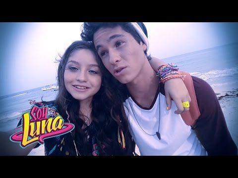 Soy Luna - Detrás de escena - Karol y Michael se despiden de Cancún - YouTube