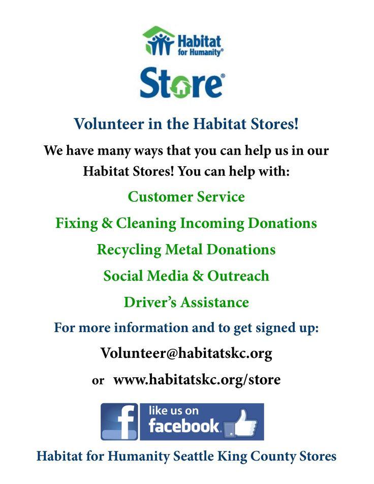18 best Habitat Stores Info. images on Pinterest | King ...