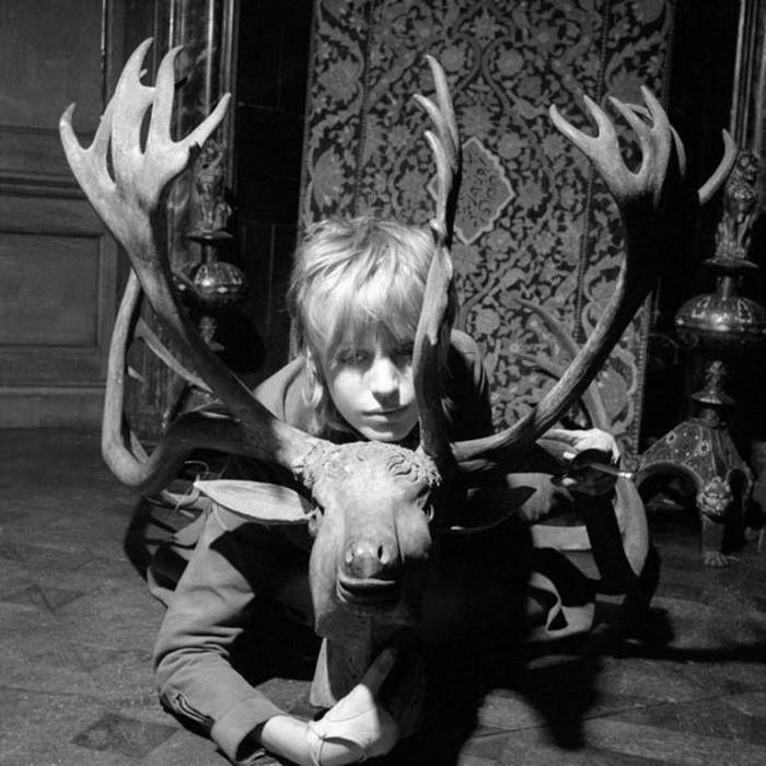 セシル・ビートンが撮ったマリアンヌ
