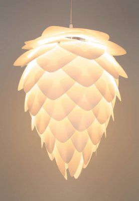 Vita CONIA - Lampenkap - Wit