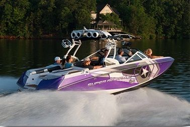 New 2014 Nautique Boats Super Air Nautique G23 Ski and Wakeboard Boat Photos- iboats.com plus it's purple(;