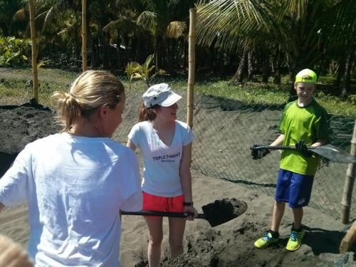 A Spring Break Volunteer Trip to Costa Rica